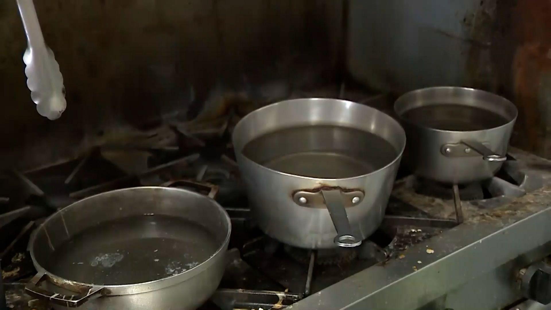 Boil water order posted in Burlington after samples test positive for E. coli