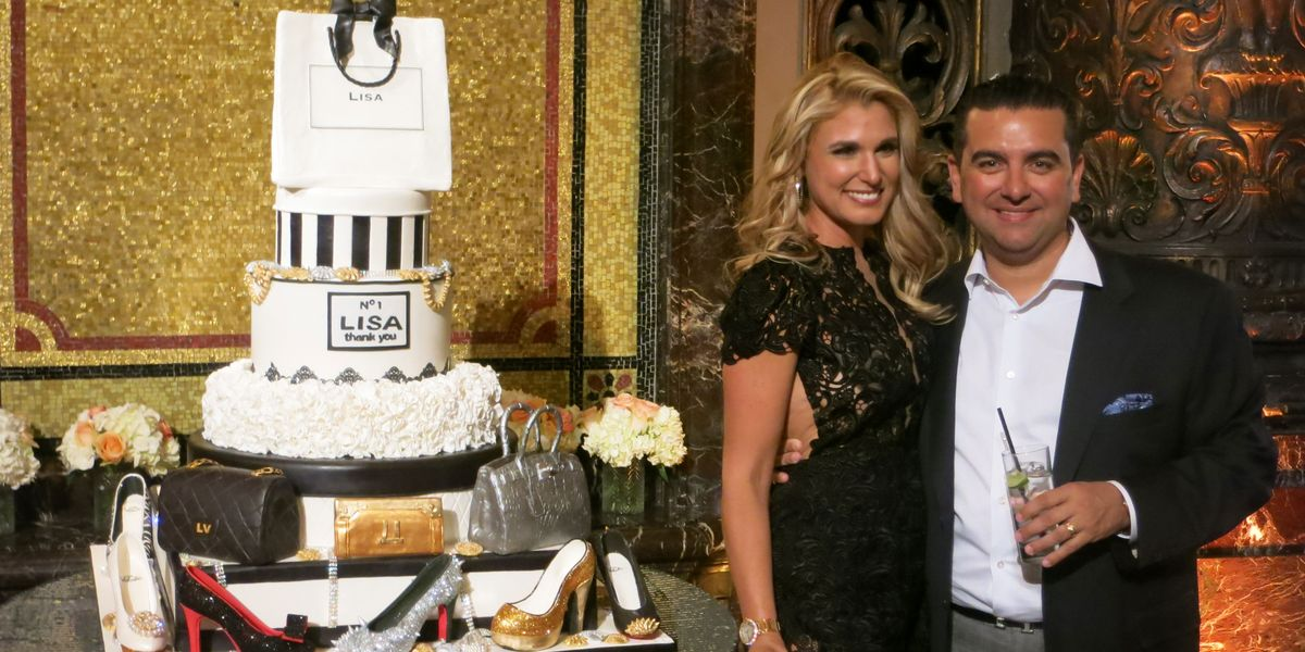Buddy Valastro Throws Party For Wife Lisa On David Tutera S