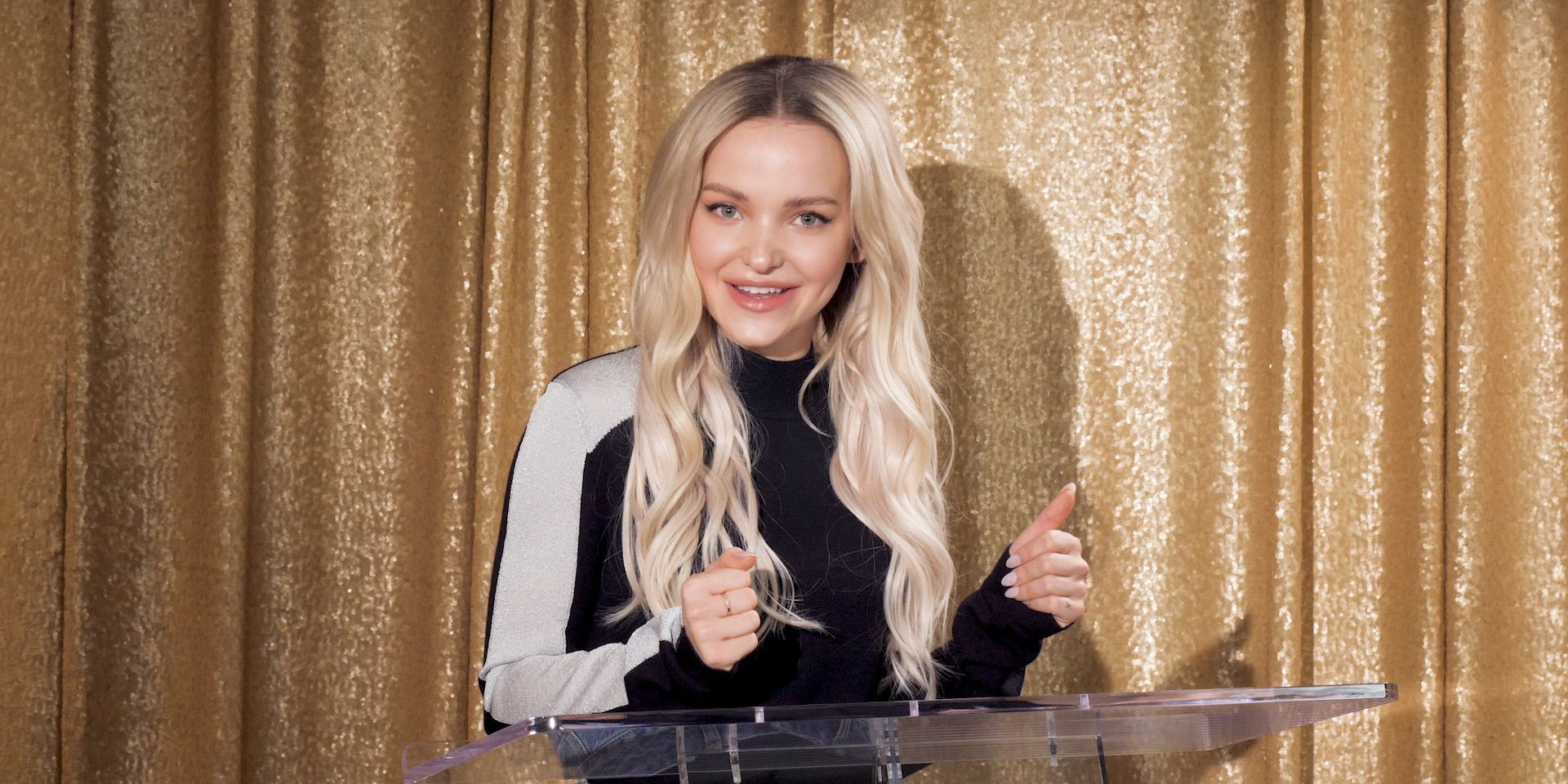 Dove Cameron Goes Head-to-Head With Her Biggest Superfan!