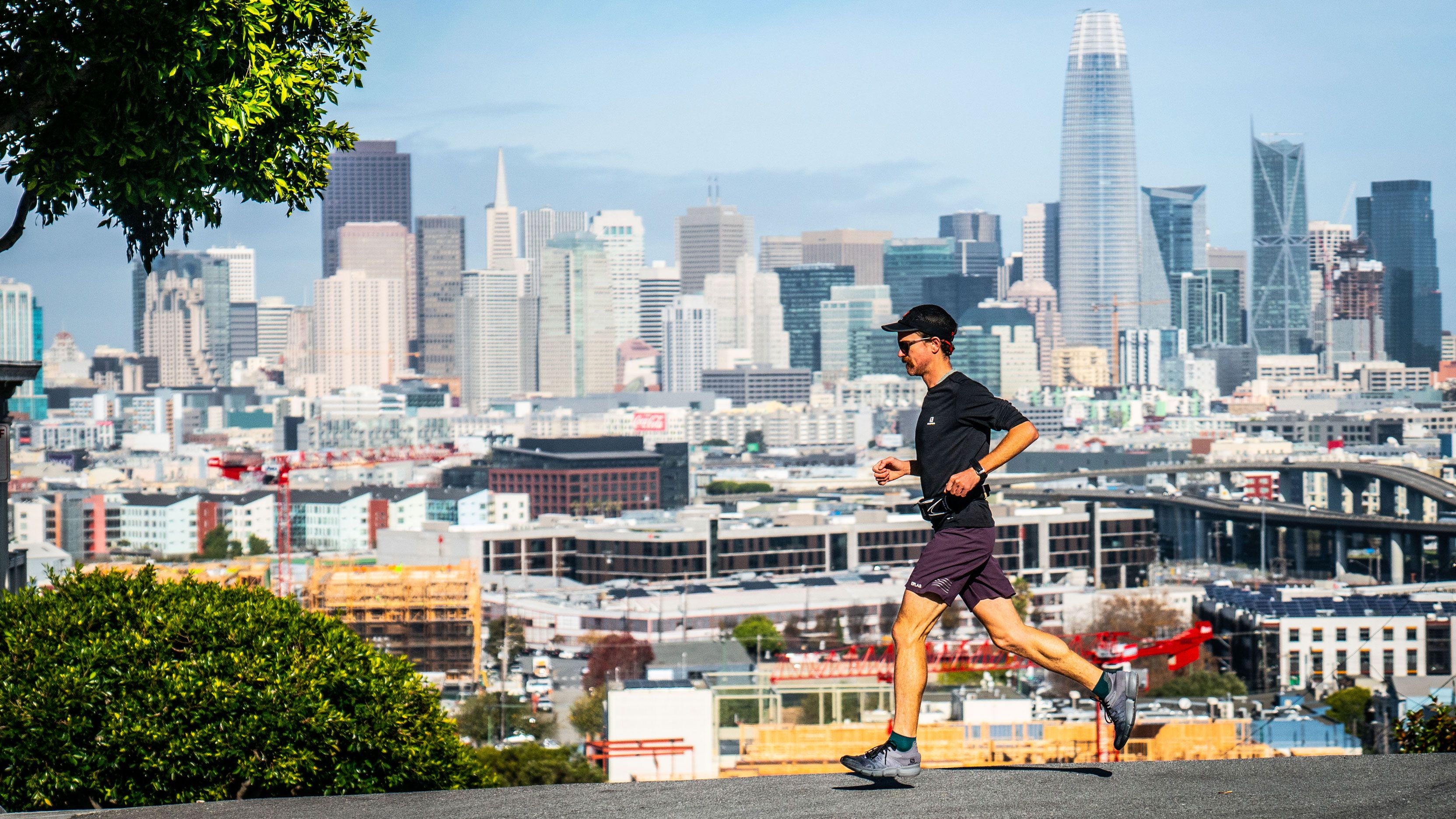 Rickey Gates Ran Every Single Street in San Francisco. Which City Is Next?