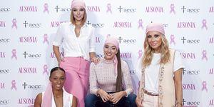 Campaña 2019 Ausonia, Dedícate un minuto, Ausonia dedícate un minuto, día mundial cáncer de mama, Marta Sánchez, Chenoa, Ana guerra, Ana Peleteiro, famosas solidarias,