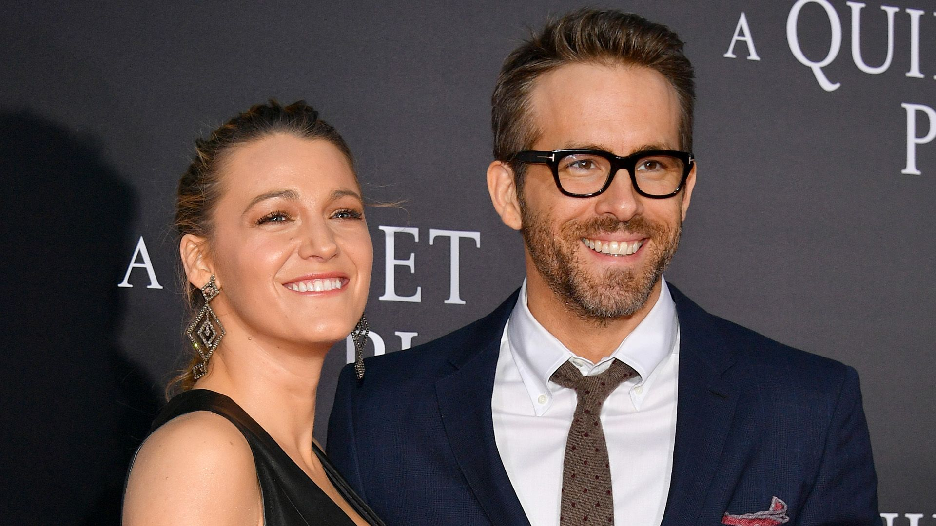 Ryan Reynolds Shares the First Photo of His and Blake Lively's Third Baby Girl on Twitter