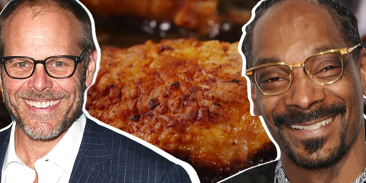 Snoop Dogg Vs. Alton Brown: Whose Chicken Is Better?