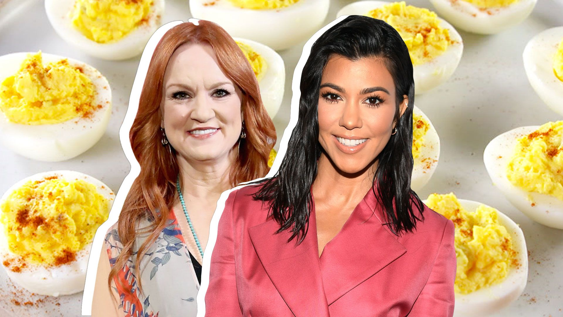 Kourtney Kardashian Vs. Ree Drummond: Whose Deviled Eggs Are Better?