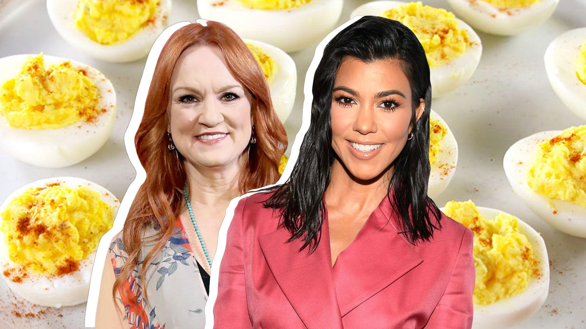 Kourtney Kardashian Vs. Ree Drummond: Whose Deviled Eggs Are Better?