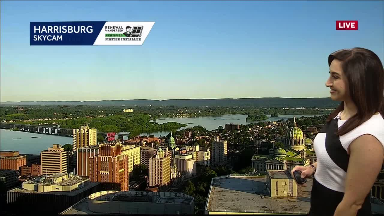 Central Pa. weather forecast: another gorgeous day ahead