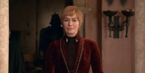Cersei Lannister in Game of Thrones season 8 episode 5 trailer