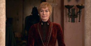 Cersei Lannister in Game of Thrones season 8 episode 5 trailer