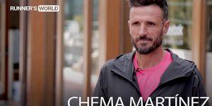 chema martinez runner's world minuto loco, chema martinez minuto loco
