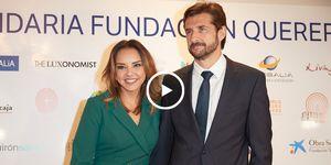Chenoa y Miguel Sánchez Encinas, Fundación Querer, Cena solidaria, Boda de Chenoa, Preparativos boda, Operación Triunfo, Ex de David Bisbal
