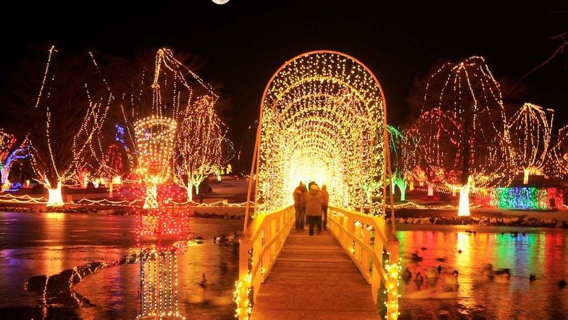 experience the christmas magic at chickasha festival of light - Chickasha Christmas Lights