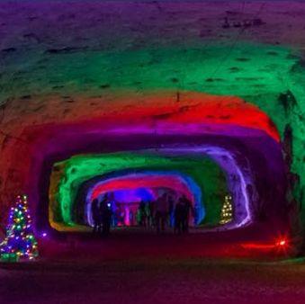 Eastern Ohio Christmas Cave 2020 Ohio's free Christmas Cave sets dates for 2020 season