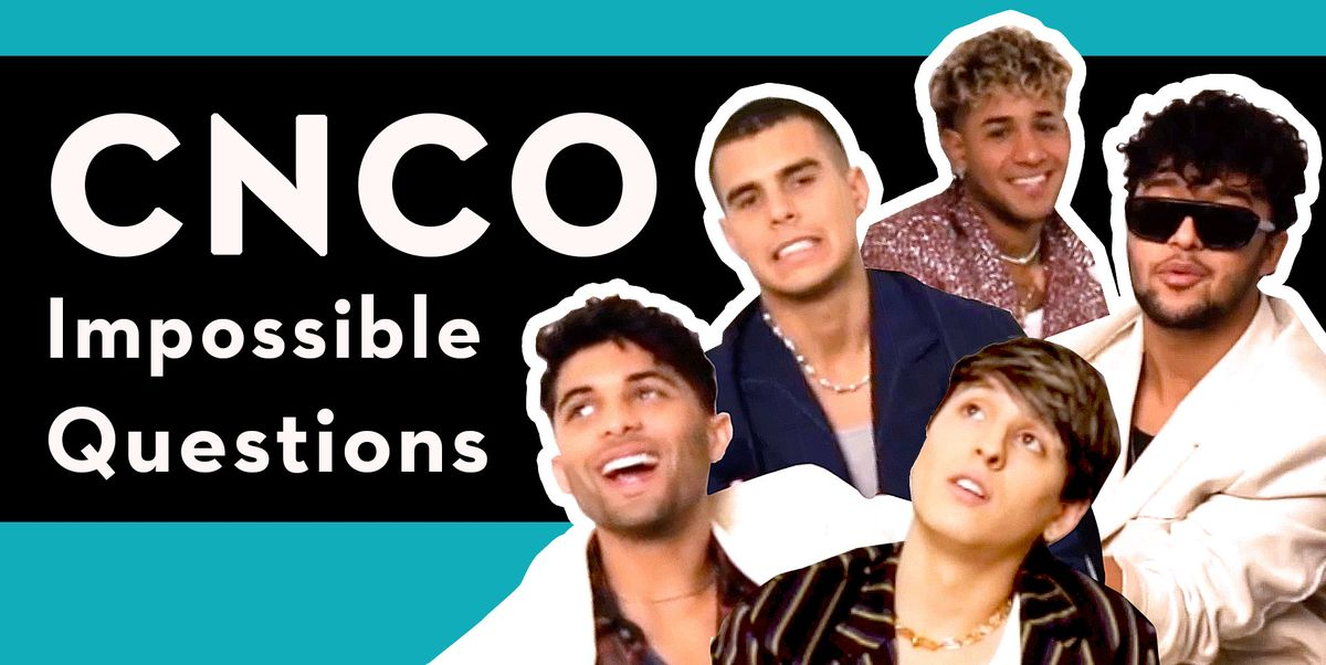 """CNCO Answers """"Highly Debatable"""" Food and Social Media Questions in Hilarious New Video"""