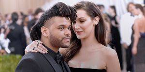 Bella Hadid And The Weeknd Were Getting Cozy At Cannes