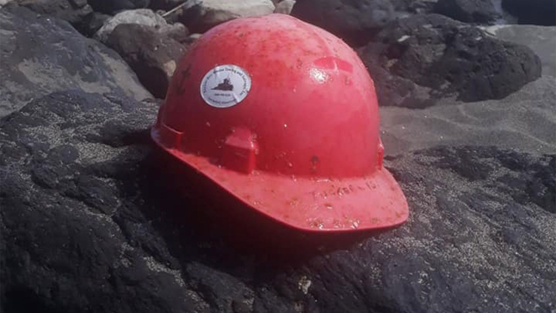 Father's Day miracle: Lost hard hat belonging to Conrad Roy's dad washes up in Azores 7 years after it fell in ocean