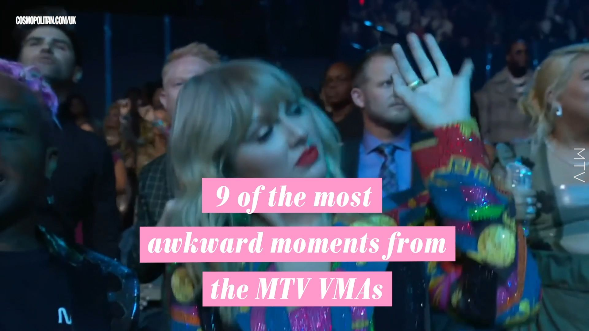 The most hilariously awkward award show moments from 2019