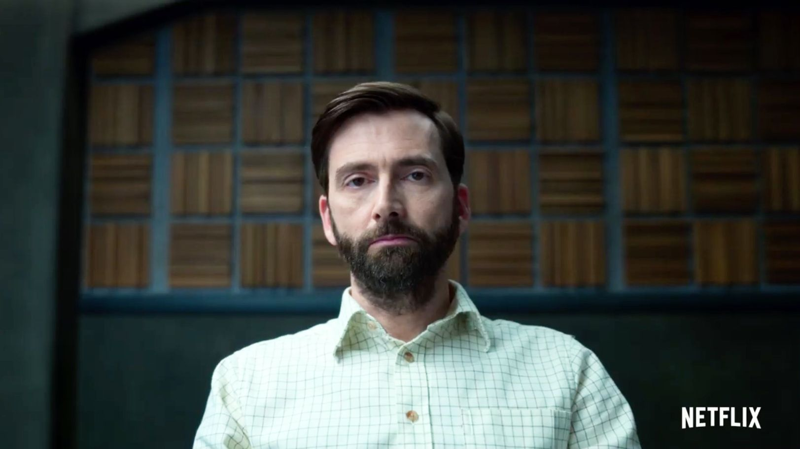 David Tennant takes centre stage in trailer for Netflix's crime drama Criminal