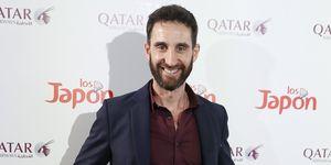 Dani Rovira, Actor español, estreno de Los Japón, Clara Lago, Ruptura Dani Rovira y Clara Lago, Actor español