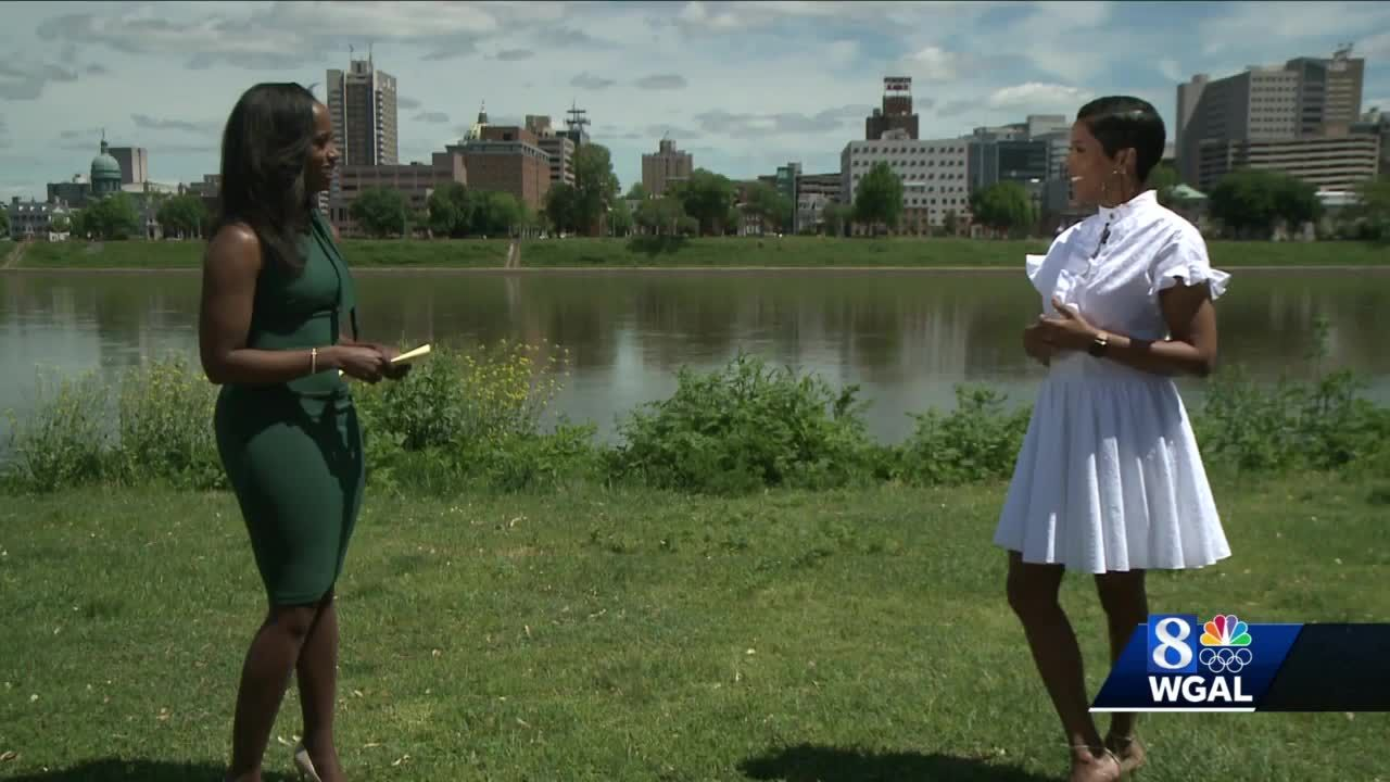 One-on-one with Tamron Hall