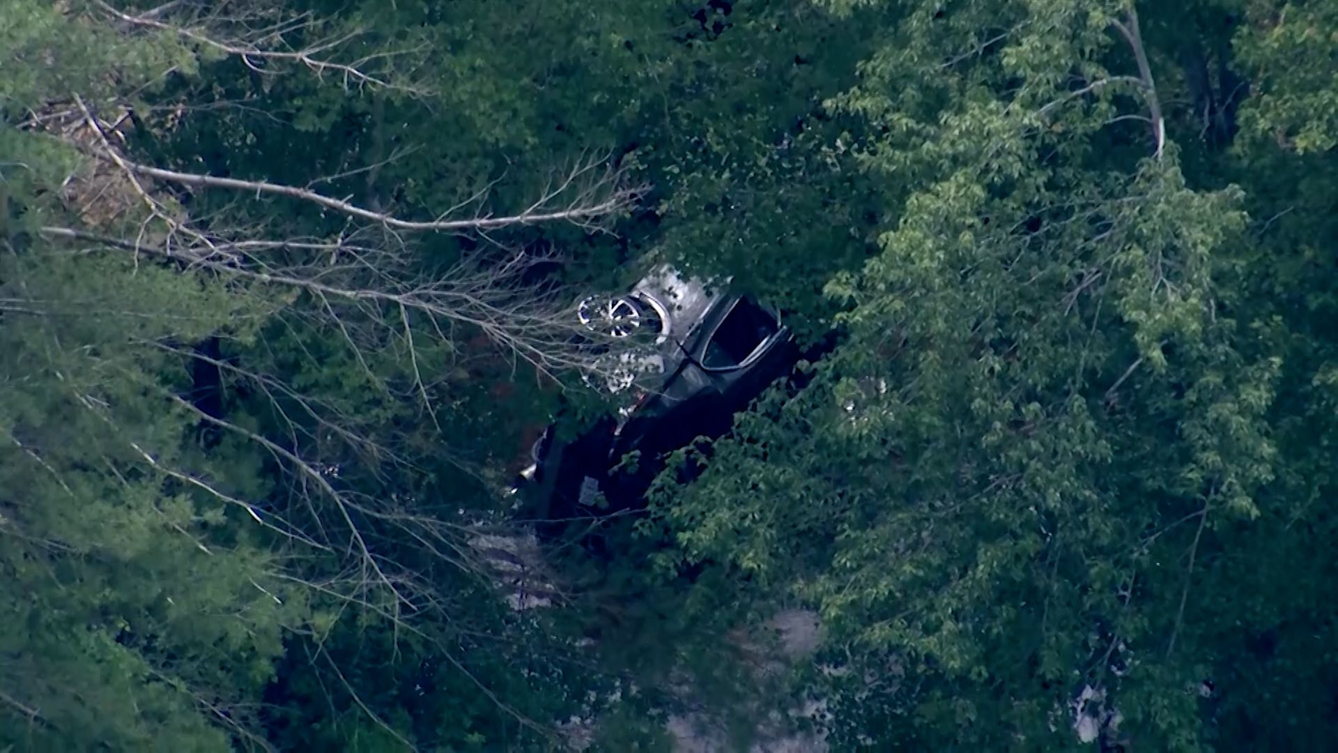 Woman killed after crashing car into Eel River along Route 3 in Plymouth
