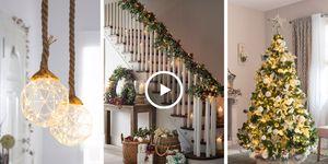 Decoracion Navideña, claves para decorar la casa en Navidad, envolver regalos, adornos navida, luces de navidad, velas de navidad, centros de mesa, mesa en navidad, servilleteros, galletas de jengibre