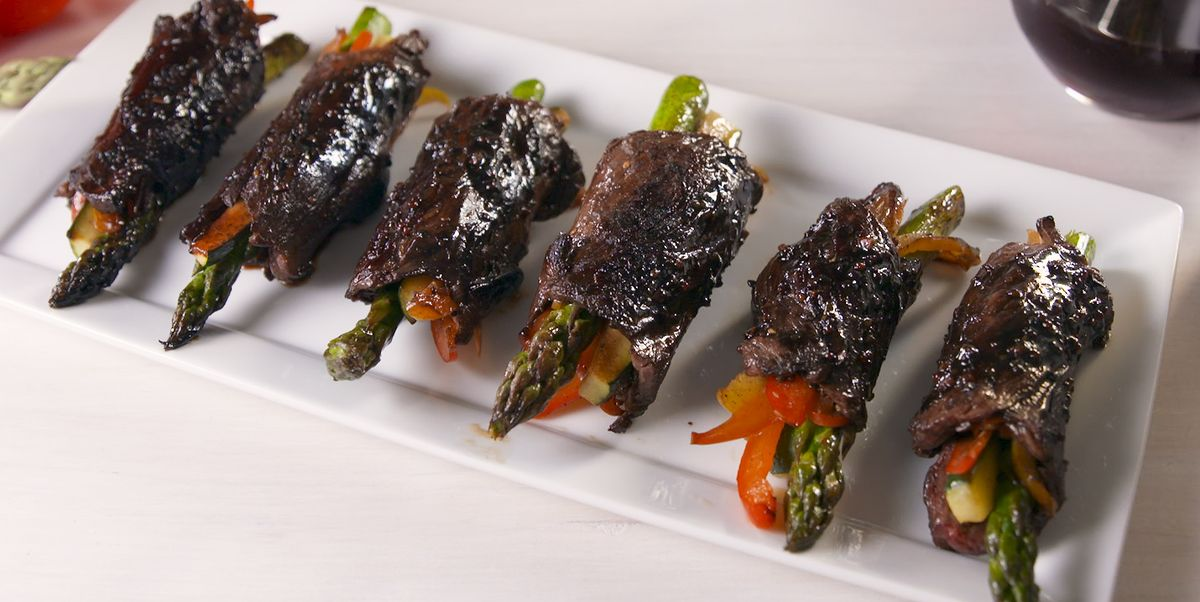 Best Balsamic Steak Roll Ups Recipe How To Make Balsamic Steak Roll Ups
