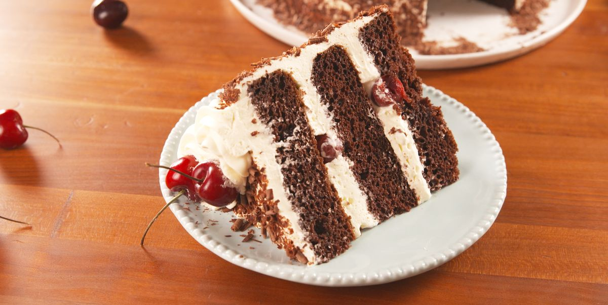 Best Black Forest Cake Recipe How To Make Black Forest Cake
