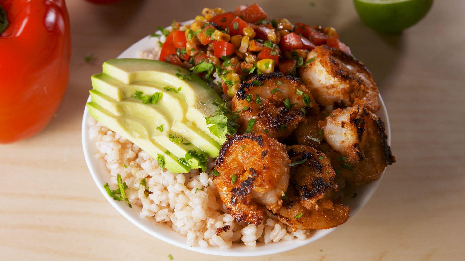 best blackened shrimp bowls recipe how to make blackened shrimp bowls