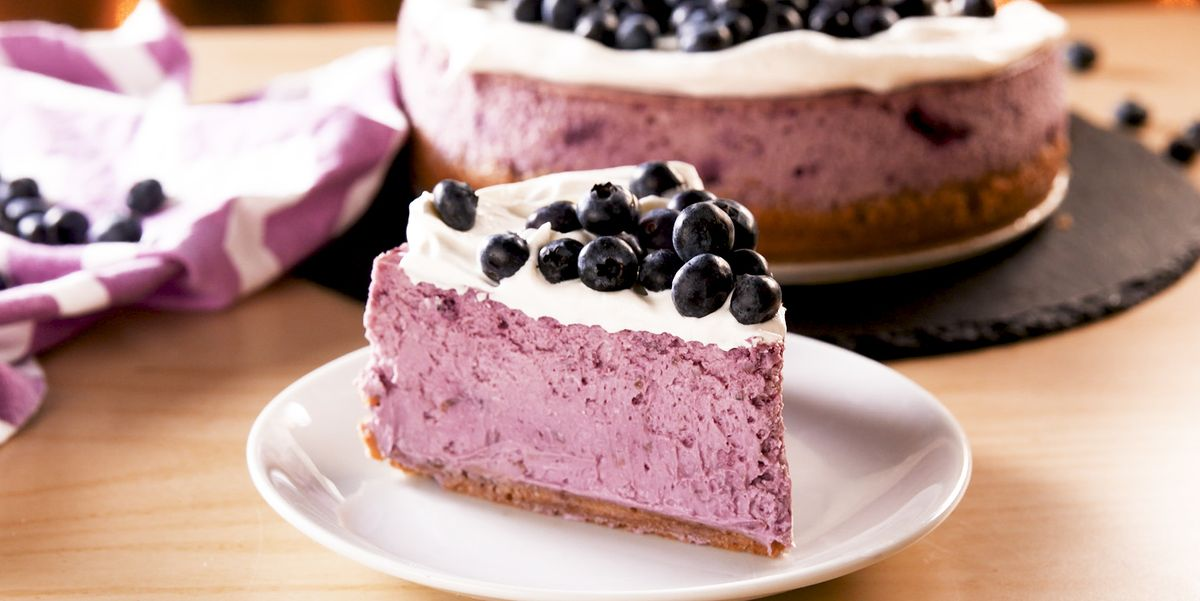 Best Blueberry Cheesecake Recipe How To Make Blueberry