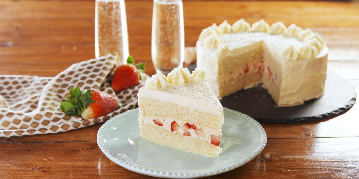 Remarkable Best Champagne Cake Recipe How To Make Champagne Cake Funny Birthday Cards Online Hetedamsfinfo