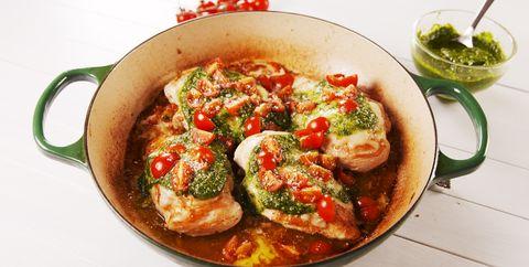 Chicken Margherita
