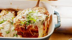 Easy Chicken Parmesan Recipe How To Make Best Chicken Parm