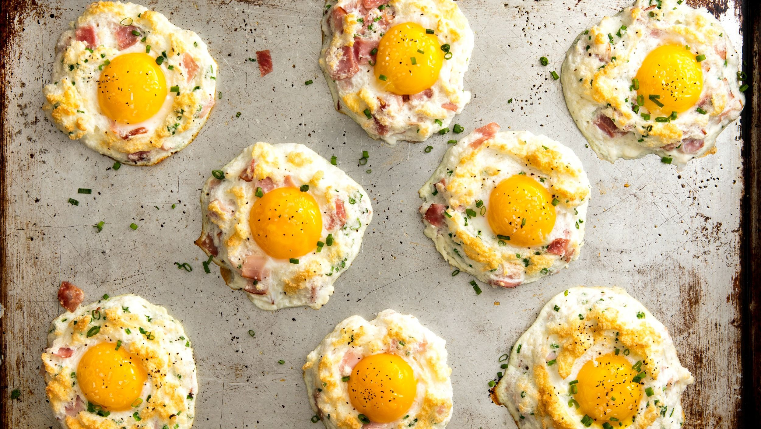 cloud eggs how to make