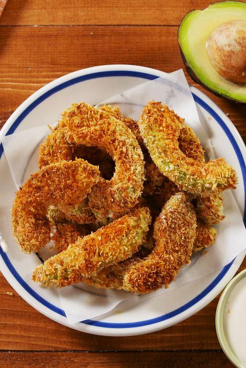 avocado fries  delishcom