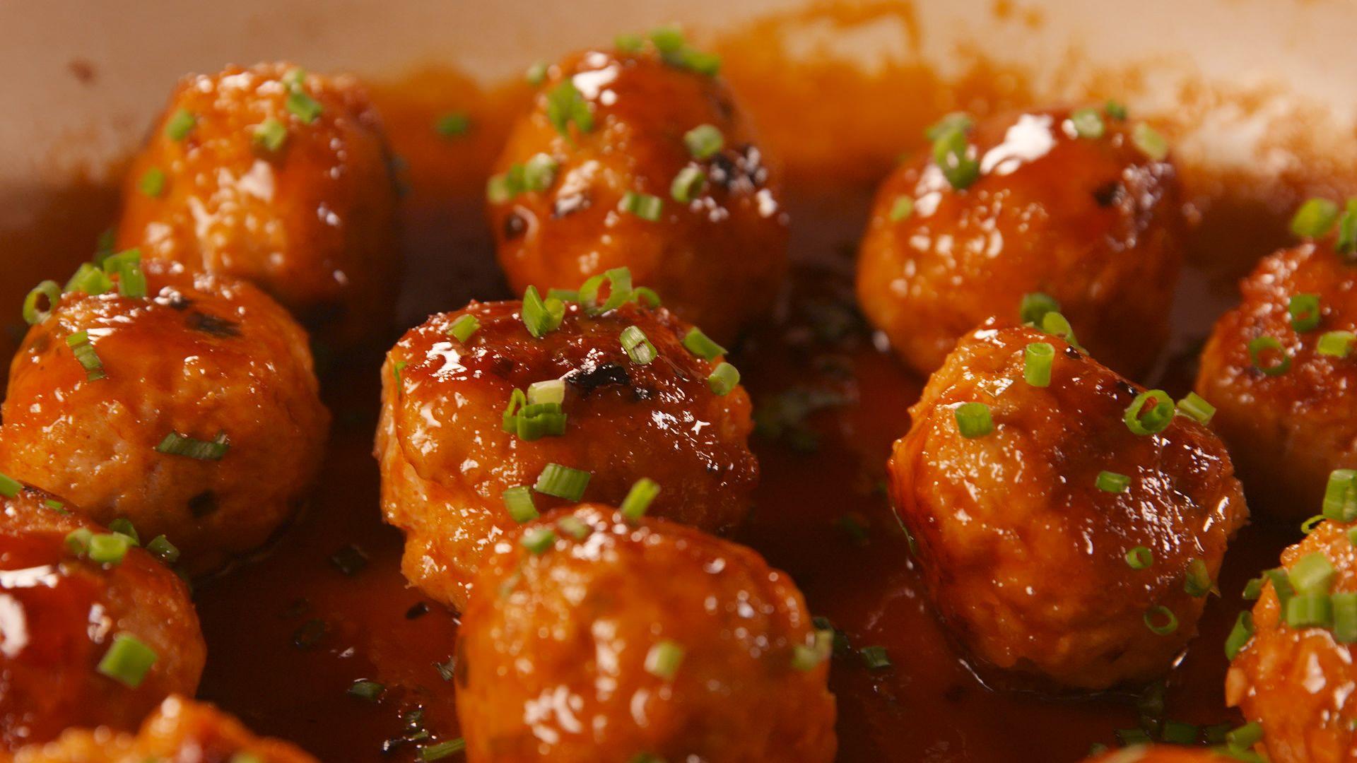 Best Firecracker Chicken Meatballs Recipe How To Make Firecracker Chicken Meatballs Recipe How To Make Firecracker Chicken Meatballs