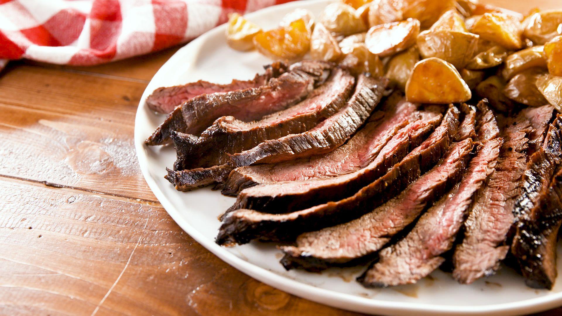 Perfect Flank Steak