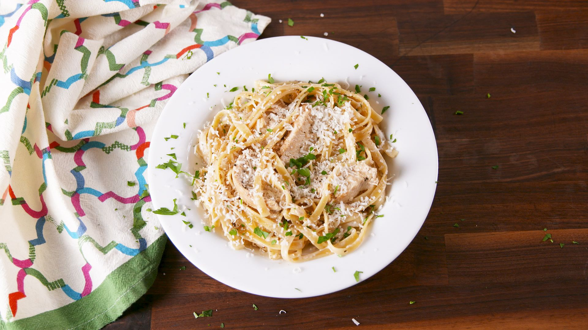 Who Knew? An Instant Pot Can Make Amazing Chicken Alfredo