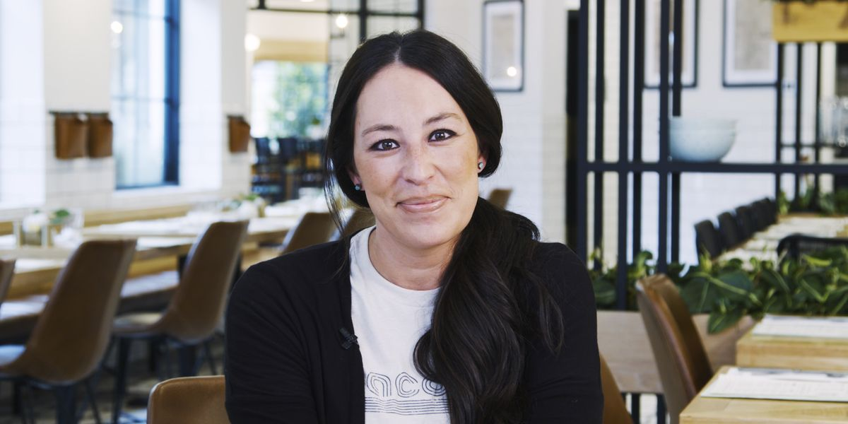 Joanna Gaines' Easy Trick Will Make Your Kitchen Look Way