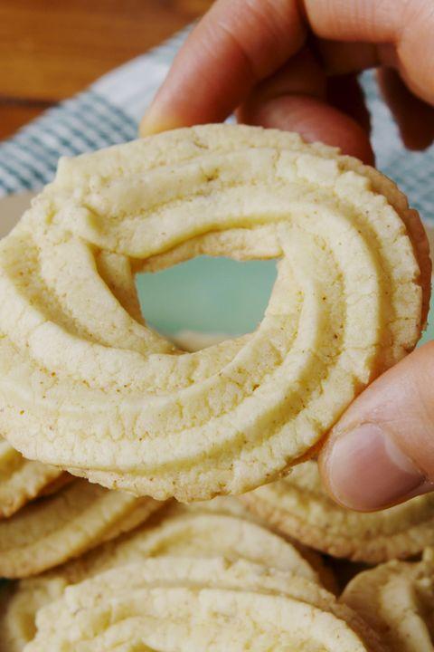 brown butter butter cookies   delishcom