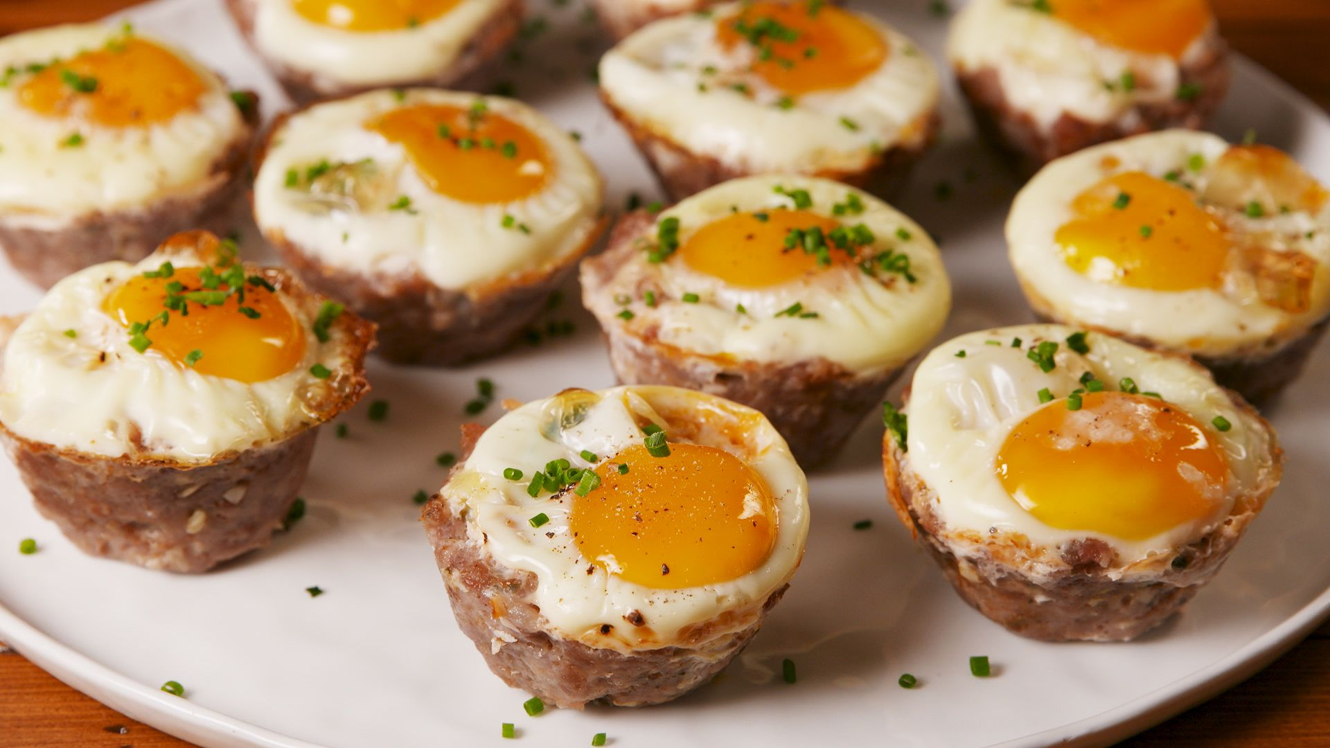 Keto Egg Muffin Cups