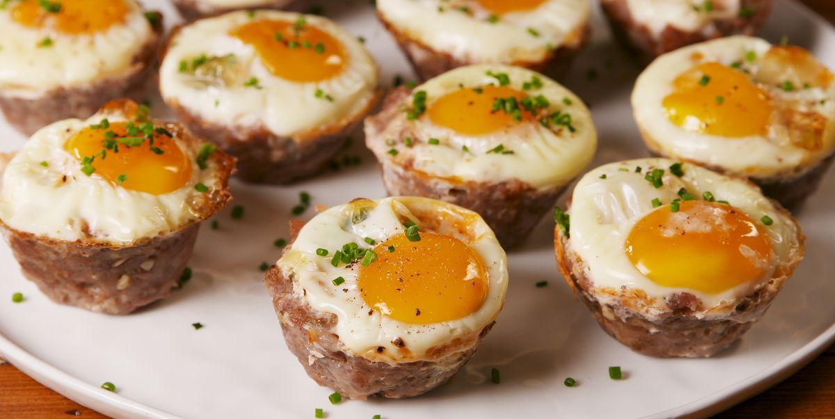 Best Keto Breakfast Muffins Recipe How To Make Keto
