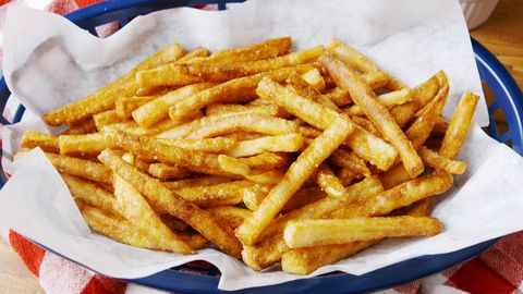 Double Fried French Fries Recipe How To Make Double Fried French