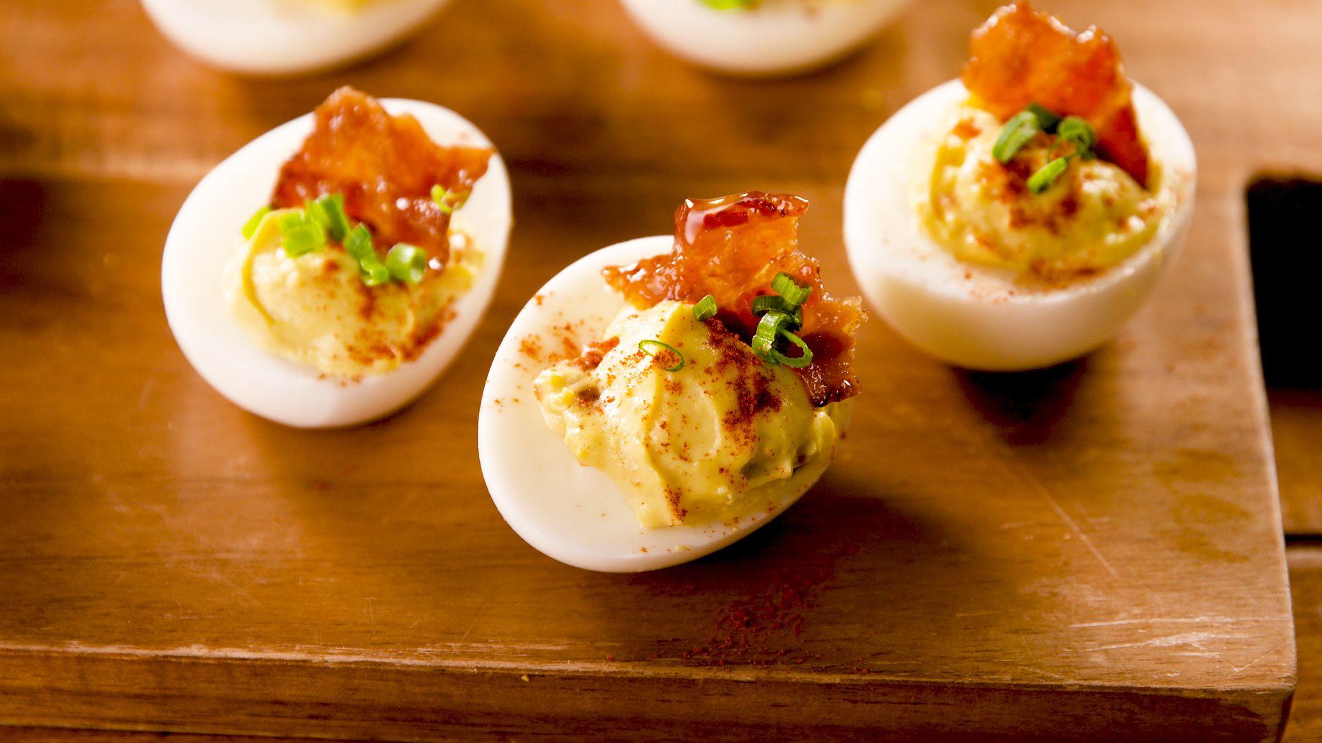 20+ Easy Hard Boiled Eggs Recipes - How To Make Hard Boiled Eggs