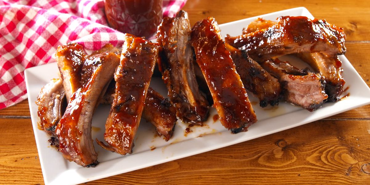 Bbq Oven Baked Ribs