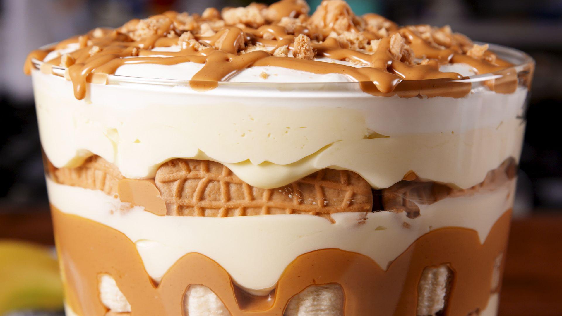 Best Peanut Butter Banana Pudding Recipe How To Make Peanut Butter Banana Pudding