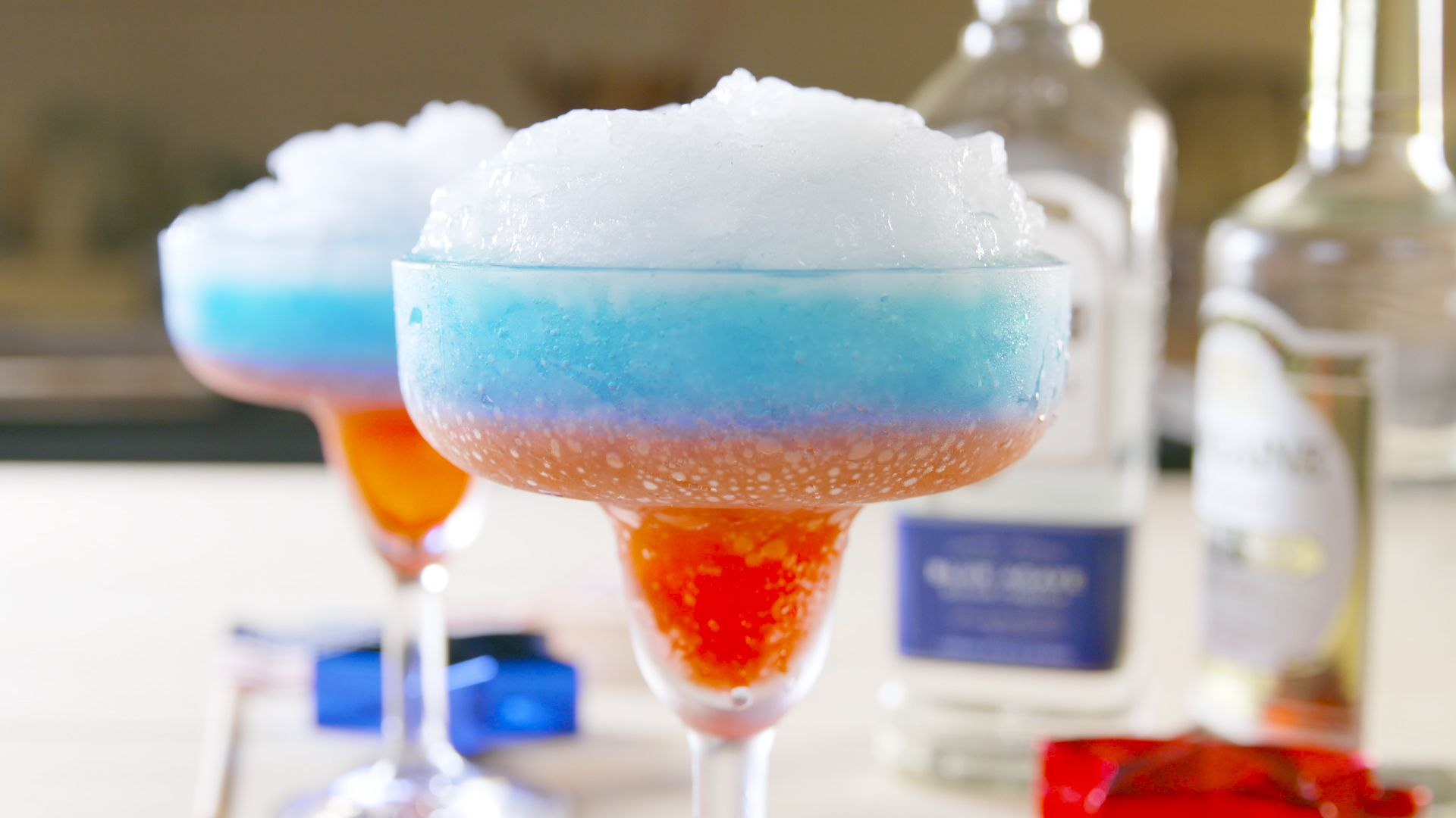 Red, White & Boozy Margaritas