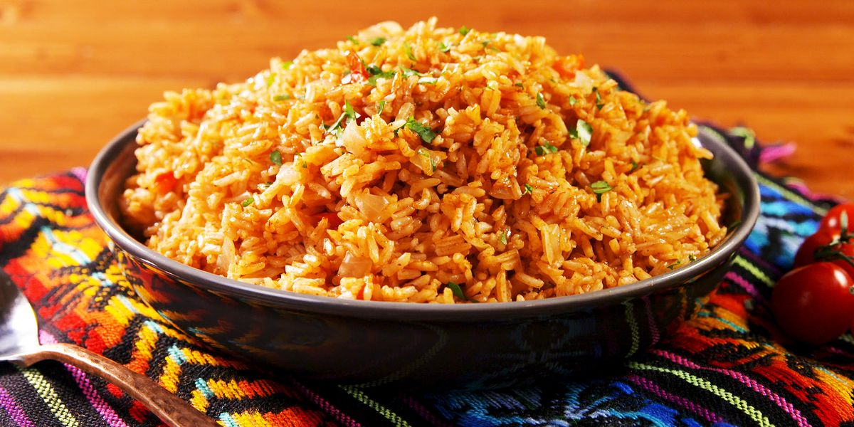 Best Spanish Rice Recipe How To Make Spanish Rice