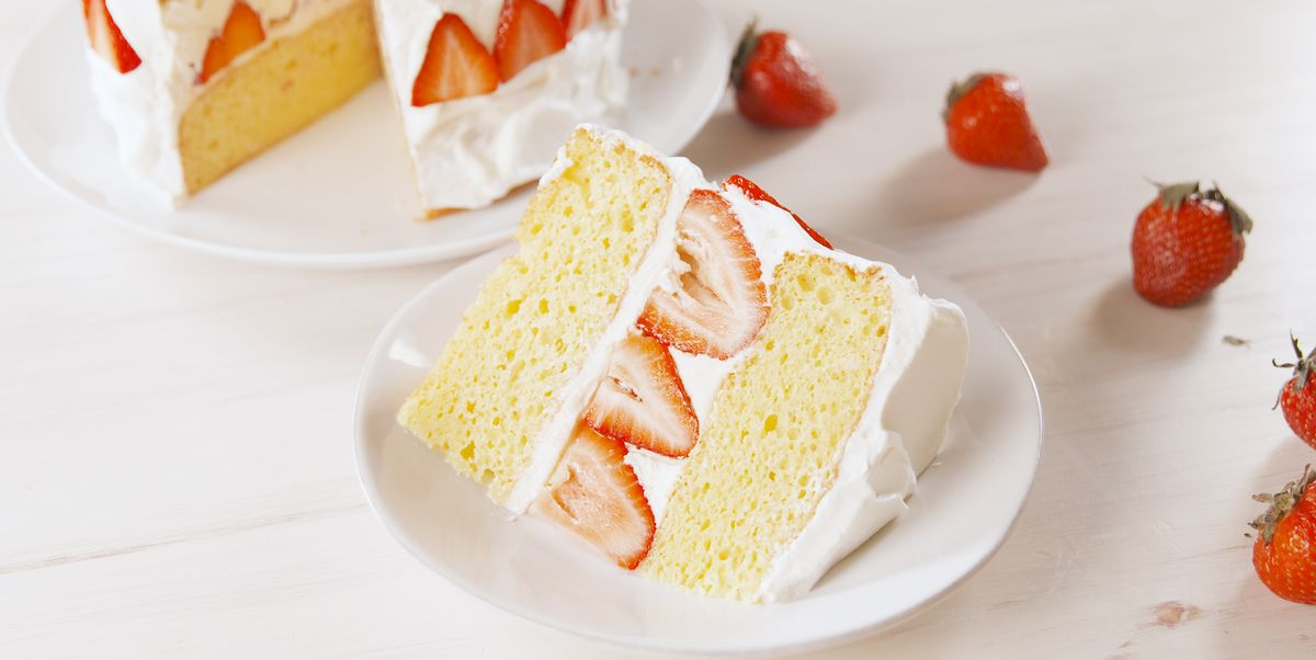 Best Strawberry Shortcake Cake Recipe How To Make Strawberry Shortcake Cake