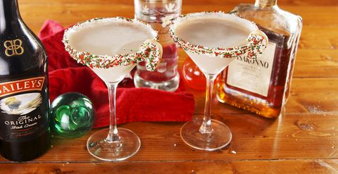 Sugar Cookie Martini - Delish.com