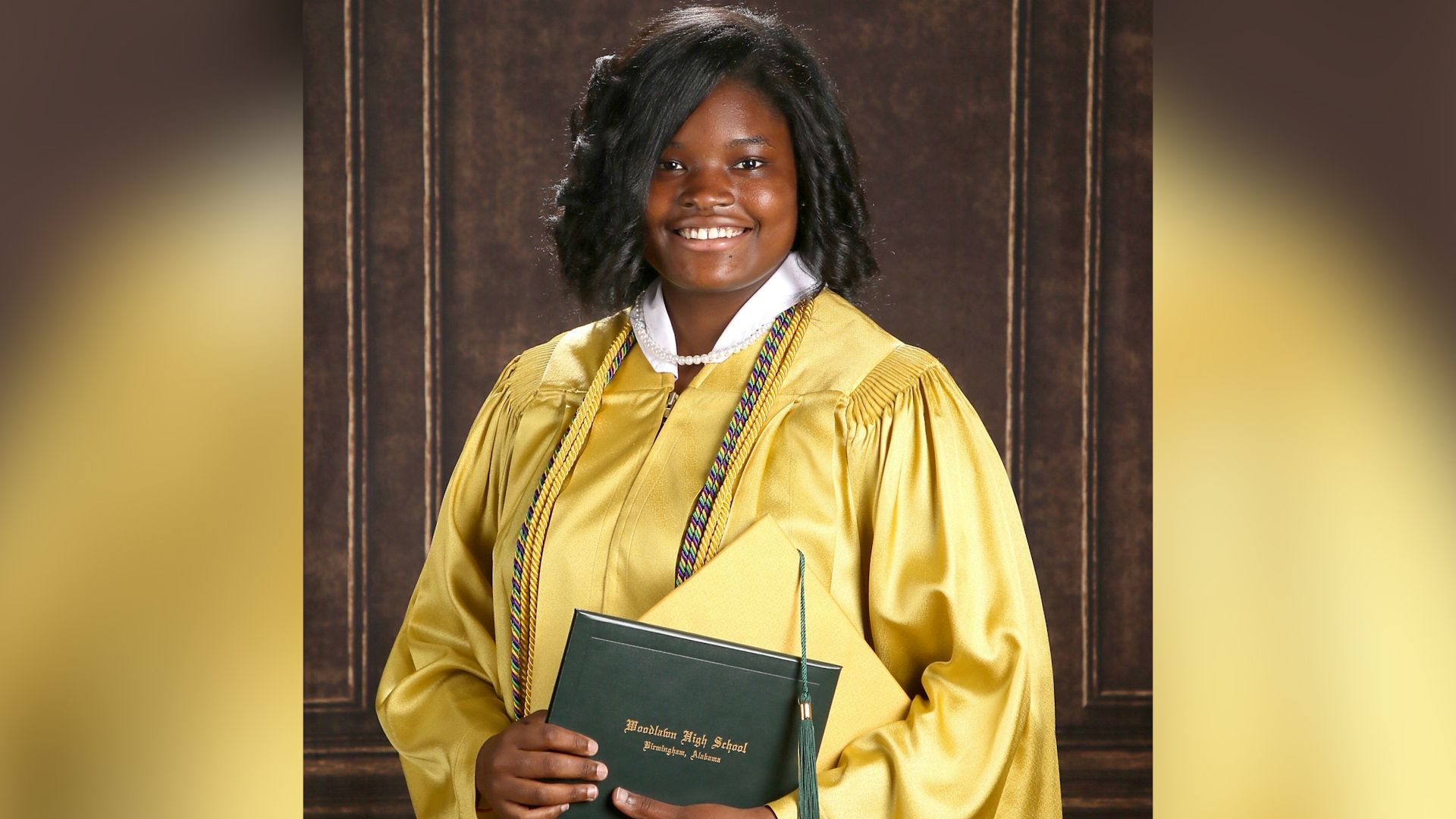 Woodlawn H.S. student to graduate with exceptionally high honors, nearly finished with college